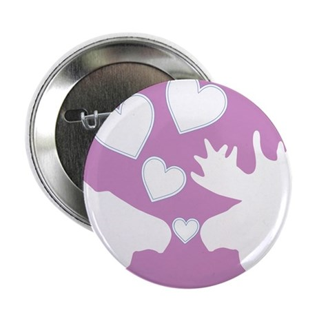 Moose Love Button