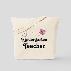 Kindergarten Teacher (pink) Tote Bag