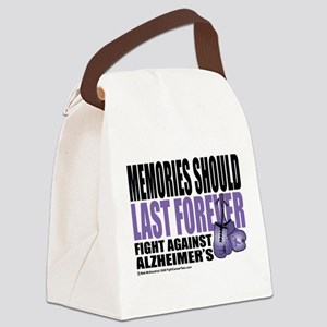 Memories-Last-Forever-2009 Canvas Lunch Bag