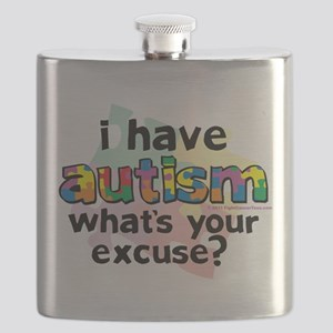 I-Have-Autism Flask