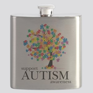Autism-Tree Flask