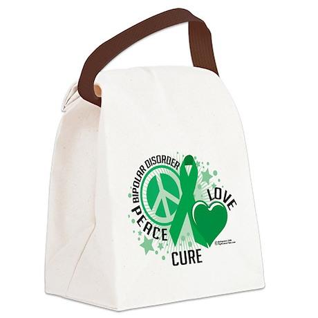 Bipolar-Disorder-PLC Canvas Lunch Bag
