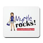 Myrtle Rocks Mousepad