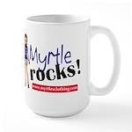 Myrtle Rocks Large Mug