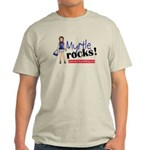 Myrtle Rocks Light T-Shirt