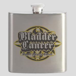 Bladder-Cancer-Tribal Flask