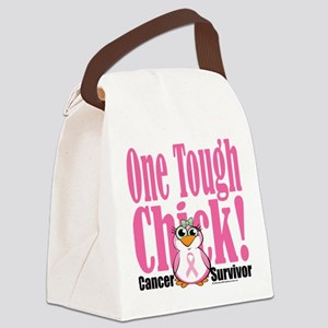 BC-One-Tough-Chick Canvas Lunch Bag