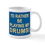 Play Drums Mug