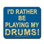 Play Drums Mousepad