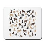 ROOSTER ROOSTER!! Mousepad