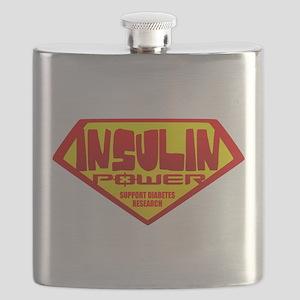 iNSULIN pOWERblk Flask