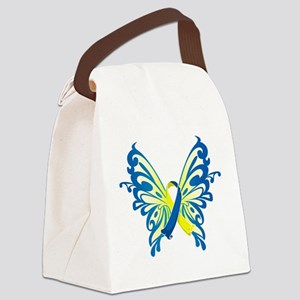 DS-Butterfly-2009 Canvas Lunch Bag