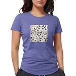 ROOSTER ROOSTER!! Womens Tri-blend T-Shirt