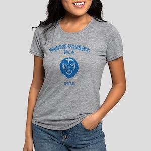 PuliD Womens Tri-blend T-Shirt