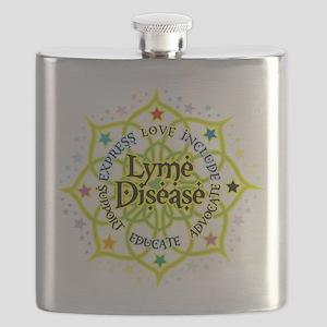 Lyme-Disease-Lotus Flask