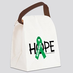 Mental-Health-Hope Canvas Lunch Bag