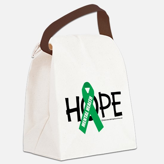 Mental-Health-Hope.png Canvas Lunch Bag