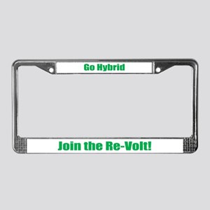 Join the Re-Volt License Plate Frame