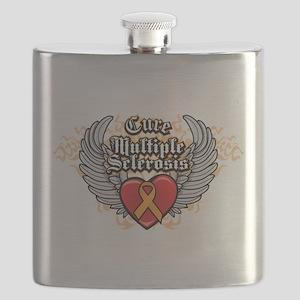 MS-Cancer-Biker Flask