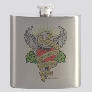 Non-Hodgkins-Lymphoma--Dagger Flask