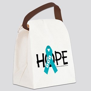 OCD-Hope Canvas Lunch Bag
