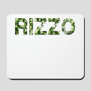Rizzo, Vintage Camo, Mousepad