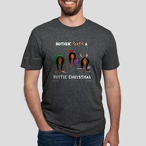 RottieShirtTrans Mens Tri-blend T-Shirt