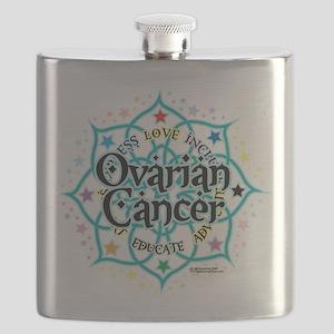 Ovarian-Cancer-Lotus Flask