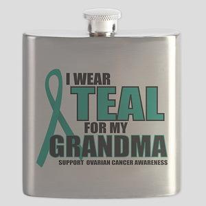 OC-Teal-For-GRANDMA Flask