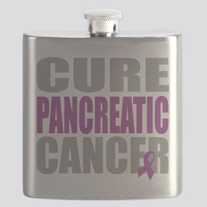 Cure-Pancreatic-Cancer Flask