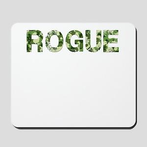 Rogue, Vintage Camo, Mousepad