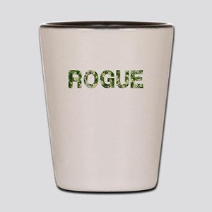 Rogue, Vintage Camo, Shot Glass