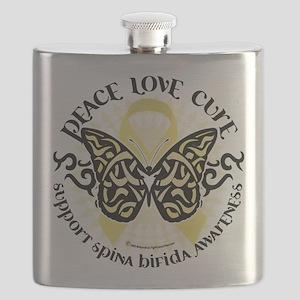 Spina-Bifida-Tribal-Butterfly Flask