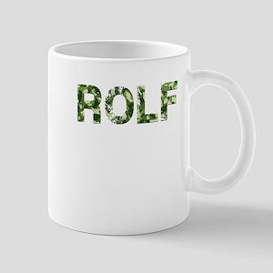 Rolf, Vintage Camo, Mug