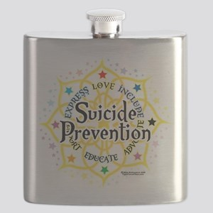 Suicide-Prevention-Lotus Flask