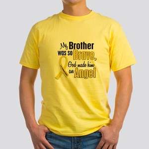 Angel 1 BROTHER Child Cancer T-Shirt
