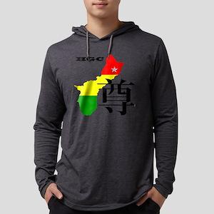 HGC Front Mens Hooded Shirt