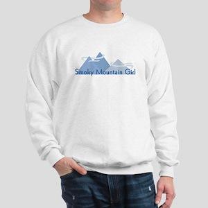Smoky Mountain Girl Sweatshirt