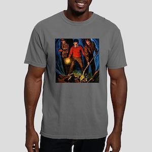HBHuntforGold Mens Comfort Colors Shirt