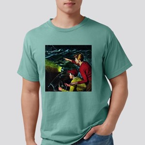 HBMissingChums Mens Comfort Colors Shirt