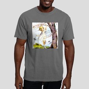 VINTAGE GIRL2 V KIDS.png Mens Comfort Colors Shirt