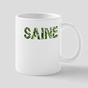 Saine, Vintage Camo, Mug