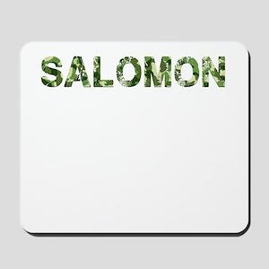 Salomon, Vintage Camo, Mousepad