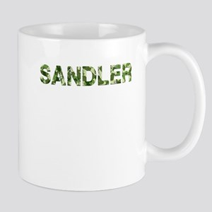 Sandler, Vintage Camo, Mug