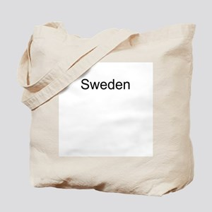 Sweden T-Shirts and Apparel Tote Bag