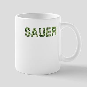 Sauer, Vintage Camo, Mug