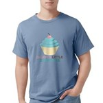 Daddys Little Cupcake Mens Comfort Colors Shirt