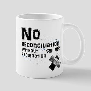 No Reconciliation Mug