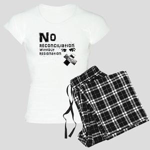 No Reconciliation Women's Light Pajamas