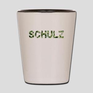 Schulz, Vintage Camo, Shot Glass